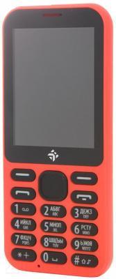 Мобильный телефон DEXP Larus С4 (красный)