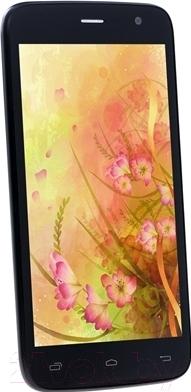 Смартфон DEXP Ixion E150 Soul (черный)
