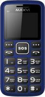 Мобильный телефон Maxvi B3 (синий) -