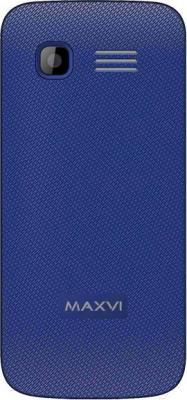 Мобильный телефон Maxvi B3 (синий)