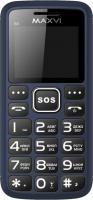Мобильный телефон Maxvi B3 (маренго) -