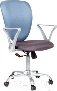 Кресло офисное Chairman 360 (серо-голубой)