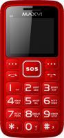 Мобильный телефон Maxvi B3 (красный) -