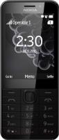 Мобильный телефон Nokia 230 Dual (темно-серебристый) -
