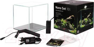 Аквариумный набор AquaLighter Nano Set 7142 (10л) - комплектация
