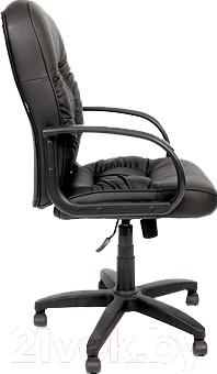 Кресло офисное Chairman 416М (черный матовый)