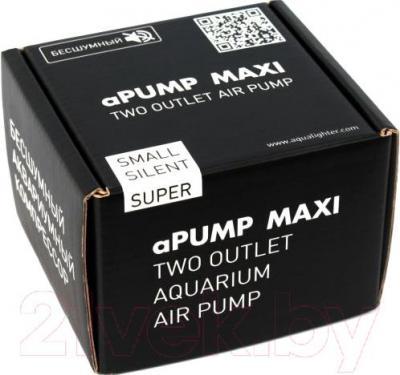 Компрессор для аквариума AquaLighter aPUMP MAXI 7915