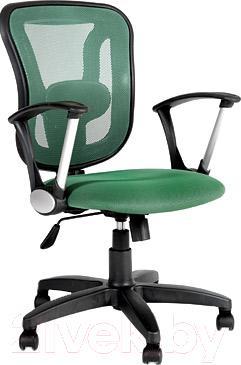 Кресло офисное Chairman 452 TG (зеленый)