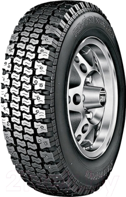 Зимняя шина Bridgestone RD713 Winter 195/70R15C 104Q (шипы)