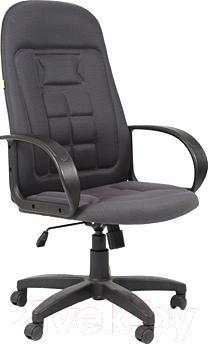 Кресло офисное Chairman 727 (серый)