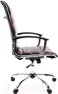 Кресло офисное Chairman 760 (коричневый)