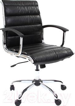 Кресло офисное Chairman 760M (черный)