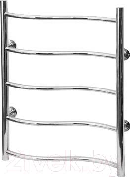 Полотенцесушитель водяной Terminus Волна 32/20 П5 500х730 (с боковым подключением)