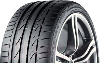 Летняя шина Bridgestone Potenza S001 255/40R17 98Y