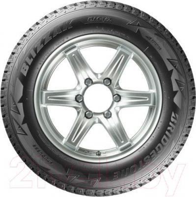 Зимняя шина Bridgestone Blizzak DM-V2 235/55R18 100T