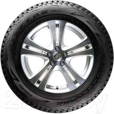 Зимняя шина Bridgestone Blizzak DM-V1 255/60R18 112R