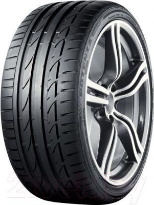 Летняя шина Bridgestone Potenza S001 275/40R18 103Y