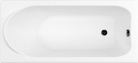 Ванна акриловая Aquanet West 170x70 -