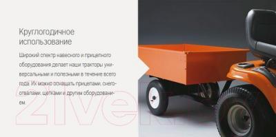 Райдер Husqvarna TS 138 (960 41 03-67)