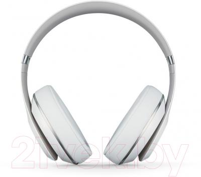 Наушники-гарнитура Beats Studio Over-Ear / MH7E2ZM/A (белый)