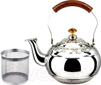 Заварочный чайник Bekker BK-S493