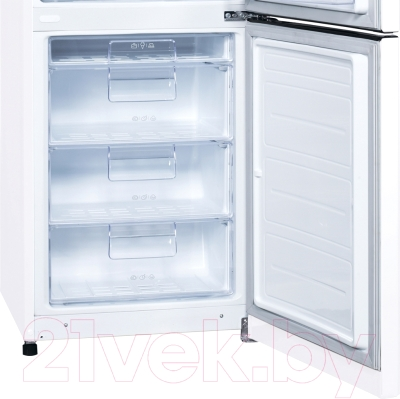 Холодильник с морозильником LG GA-M419SQRL