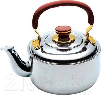 Чайник со свистком Bekker BK-S364M