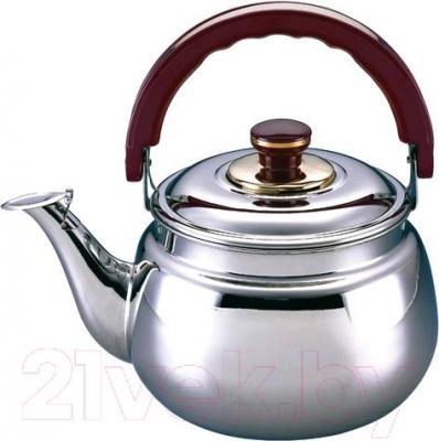Чайник со свистком Bekker BK-S365M