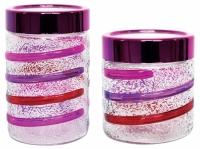 Набор контейнеров Bohmann BHG 01305 (фиолетовый) -