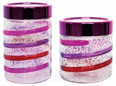 Набор контейнеров Bohmann BHG 01305 (фиолетовый)