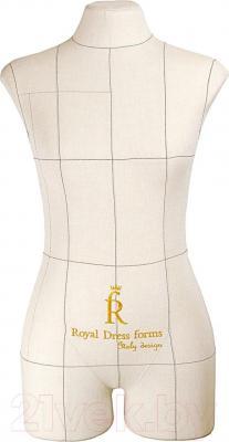Манекен Royal Dress Forms Monica (бежевый, размер 46)