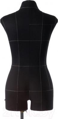 Манекен Royal Dress Forms Monica (черный, размер 42)