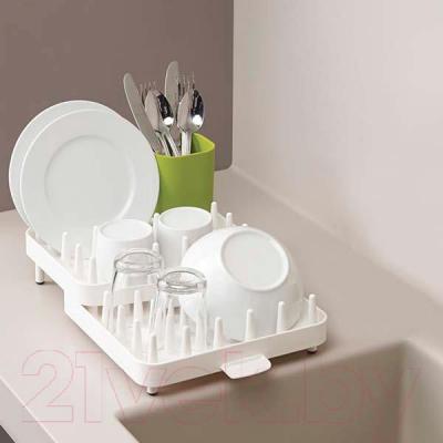 Сушилка для посуды Joseph Joseph Connect 85034 (белый)