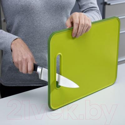 Разделочная доска Joseph Joseph Slice&Sharpen 60027 (зеленый)