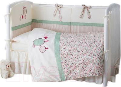 Комплект в кроватку Perina Клюковка КЛ6-01.3
