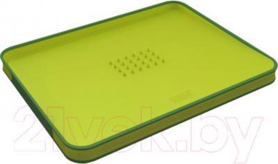 Разделочная доска Joseph Joseph Cut&Carve Plus Small 60011 (зеленый) - общий вид