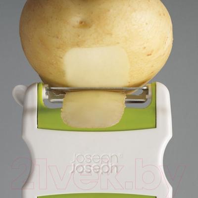 Прибор для очистки Joseph Joseph Switch Peeler 20051 (зеленый)