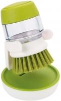 Щетка с дозатором моющего средства Joseph Joseph Palm Scrub 85004 (зеленый) -