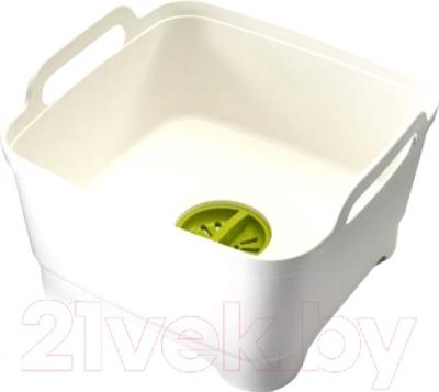 Кухонные принадлежности Joseph Joseph Wash&Drain Bowl 85055 (белый)