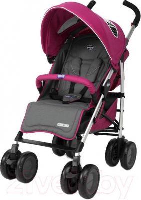 Детская прогулочная коляска Chicco Multiway Evo (Fuchsia)