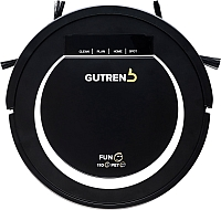 Робот-пылесос Gutrend Fun 110 Pet (черный/белый) -