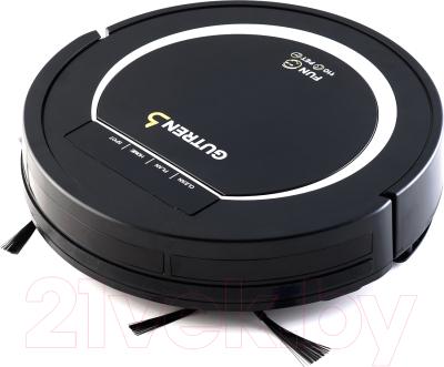 Робот-пылесос Gutrend Fun 110 Pet (черный/белый)