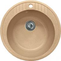 Мойка кухонная GranFest Rondo GF-R520 (песок) -