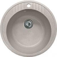 Мойка кухонная GranFest GF-R520 (серый) -