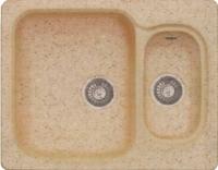 Мойка кухонная GranFest Standart GF-S615K (песок) -