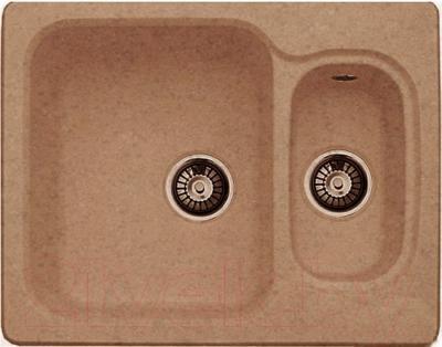 Мойка кухонная GranFest Standart GF-S615K (терракотовый)