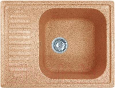 Мойка кухонная GranFest GF-S645L (песок)
