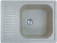 Мойка кухонная GranFest GF-S645L (серый) -