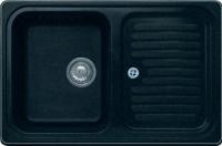 Мойка кухонная GranFest Standart GF-S780L (черный) -
