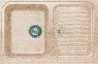 Мойка кухонная GranFest GF-S780L (песок) -